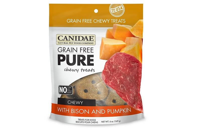 Canidae Grain Free Pure Chewy Dog Treats