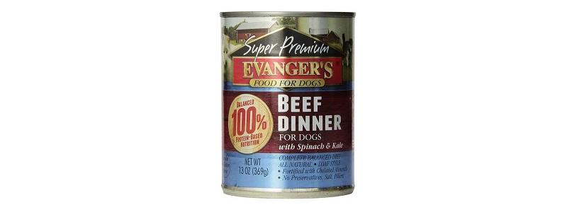 Evanger S Beef Dog Food