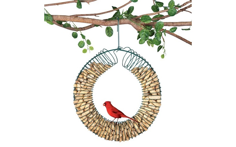 Peanut Wreath Wild Bird Feeder