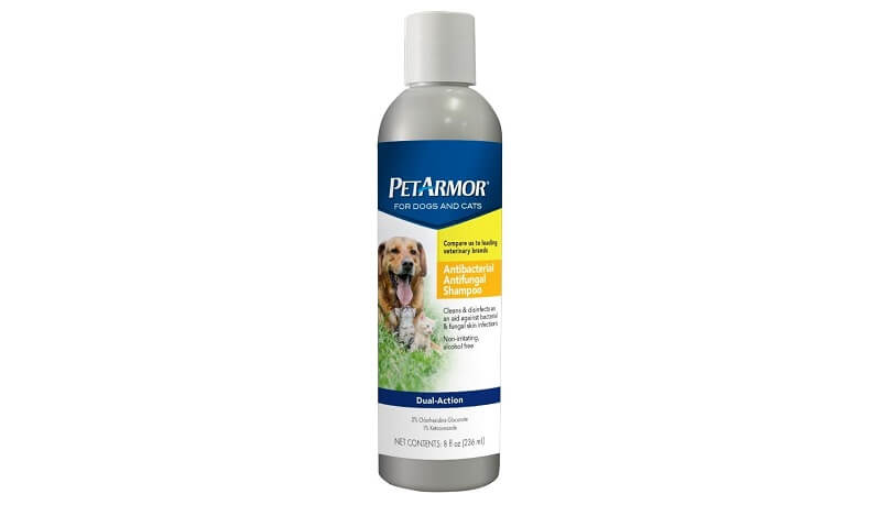 PetArmor Antibacterial and Antifungal Shampoo