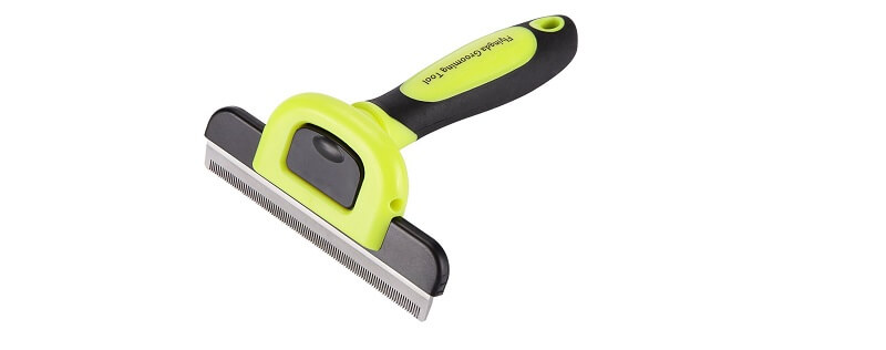 Flyingda Pet Grooming De-shedding Tool