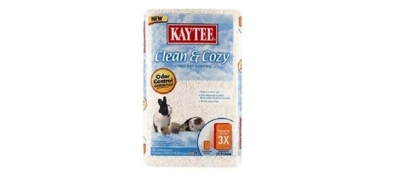 Kaytee Clean & Cozy Lavender Bedding
