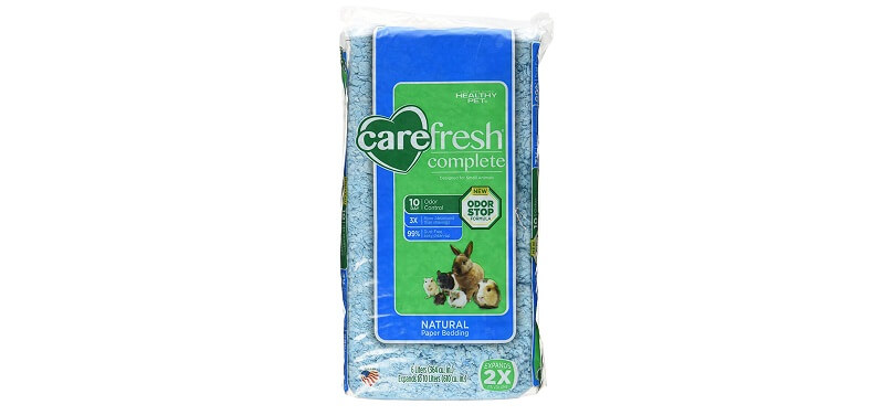 Carefresh Complete Pet Bedding Blue