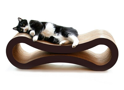 Cat Scratcher Lounge as a gift