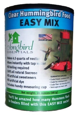 Songbird Essentials hummingbird food