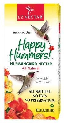Eznectar hummingbird food