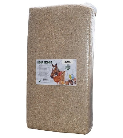 Hemp bedding for guinea pigs